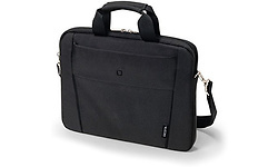 "Dicota Slim Case Base 14.1"" Messenger Black"