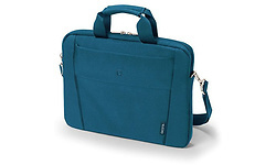 "Dicota Slim Case Base 15.6"" Messenger Blue"