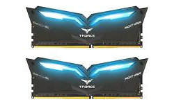 Team T-Force Nighthawk Blue DDR4-3200 CL16 kit