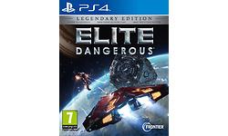 Elite: Dangerous, Legendary Edition (PlayStation 4)