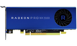 AMD Radeon Pro WX 3100 4GB