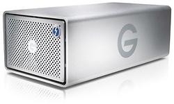 G-Technology G-Raid Thunderbolt 3 12TB Silver
