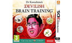 Dr Kawashima's DevilishBrain Training (Nintendo 3DS)