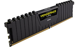 Corsair Vengeance LPX Black 64GB DDR4-3600 CL18 octo kit
