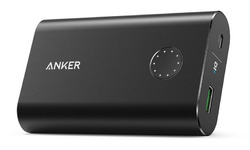 Anker PowerCore+ QuickCharge 3.0 10050 Silver