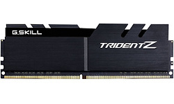 G.Skill Trident Z Black 32GB DDR4-3600 CL16 quad kit
