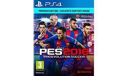 Pro Evolution Soccer 2018, Premium Edition (PlayStation 4)