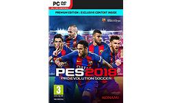 Pro Evolution Soccer 2018, Premium Edition (PC)