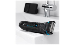Braun Series 5 Waterflex Black