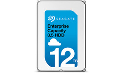 Seagate Enterprise Capacity 3.5 HDD V.7 12TB (512e)
