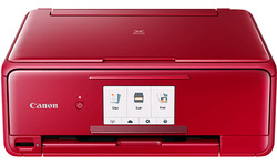 Canon Pixma TS8152 Red