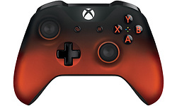 Microsoft Xbox One S Controller Volcano Black/Red