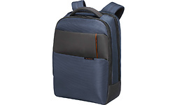 "Samsonite Qibyte Backpack 15.6"" Blue"
