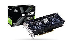 Inno3D GeForce GTX 1070 X2 8GB