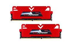 Geil Evo Potenza Red 8GB DDR4-2400 CL16 kit
