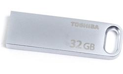 Toshiba TransMemory U363 32GB Silver