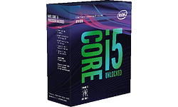 Intel Core i5 8600K Boxed