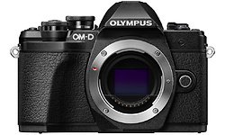 Olympus E-M10 Mark III Body Black
