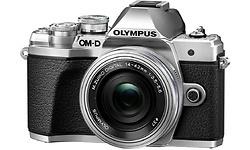 Olympus OM-DE-M10 Mark III 14-42 kit Silver