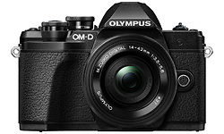 Olympus OM-DE-M10 Mark III 14-42 kit Black