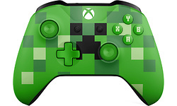 Microsoft Xbox One Wireless Controller Limited Edition Minecraft Creeper