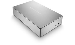 LaCie Porsche Desktop 6TB Silver