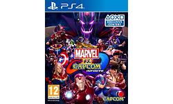 Marvel vs. Capcom Infinite (PlayStation 4)