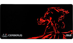 Asus Cerberus Mat XXL Black/Red