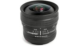 Lensbaby 5.8mm f/3.5 Circular Fisheye (Sony)
