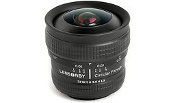 Lensbaby 5.8mm f/3.5 Circular Fisheye (Samsung NX)