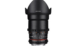 Samyang 35mm f/1.5 VDSLR AS UMC II Canon M