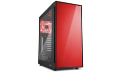 Sharkoon AM5 Window Red