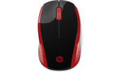 HP 200 Empress Red