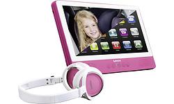 Lenco TDV-900 16GB White/Pink