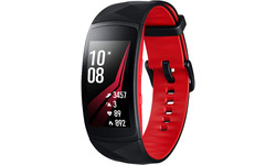 Samsung Gear Fit2 Pro Small Red