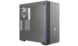 Cooler Master MasterBox MB600L Window Blue