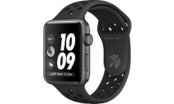 Apple Watch Series 3 42mm Aluminium Space Grey + Sport Loop Black/Anthracite