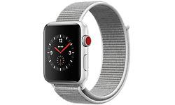 Apple Watch Series 3 42mm Aluminuim Silver + Sport Loop Shell Grey