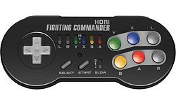 Hori Wireless Fighting Commander Snes Classic