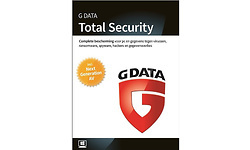 G Data Total Security 2018 3-user (NL)