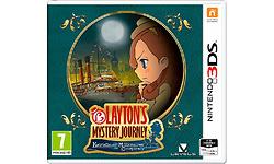 Laytons Mystery Journey: Katrielle (Nintendo 3DS)