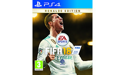 Fifa 18, Ronaldo Edition (Playstation 4)