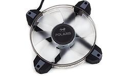 In Win Polaris RGB LED 120mm Black/White