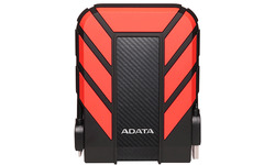 Adata DashDrive Durable HD710 2TB Red