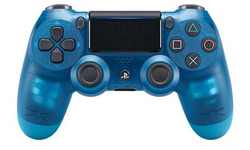 Sony PS4 DualShock controller V2 Crystal Blue