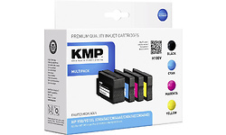 KMP H100V Black + Color