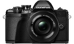 Olympus OM-D E-M10 Mark III 14-42 + 40-150 kit Black