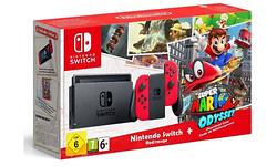 Nintendo Switch + Super Mario Odyssey