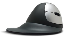 Goldtouch Semi Vertical Ergonomic Wireless Mouse Black/Silver