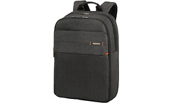 "Samsonite Network 3 Backpack 17.3"" Charcoal Black"
